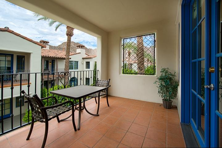 Enjoy the mountain and pool views from the Balcony - Hot Hot Hot Discounts for Desert Trip weekends!!! - La Quinta - rentals