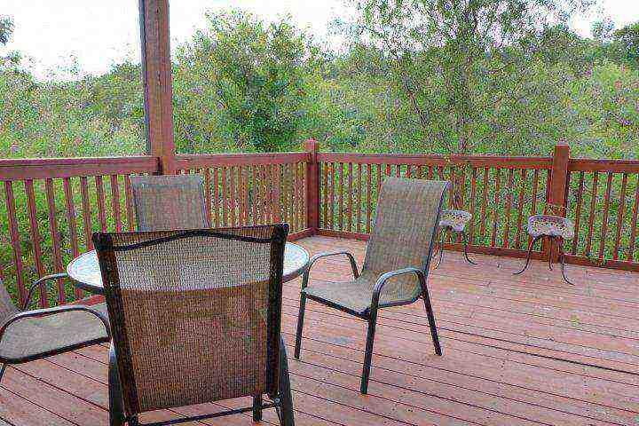 Large Deck on Lower Level - 5 Bedroom Luxury Cabin in Branson - Branson - rentals