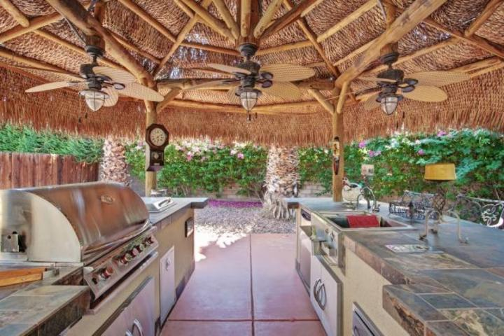 This has Everything. Need I say more? - ENTERTAINER'S DREAM! Outdoor Kitchen/ Firepit /Tennis Cts. - Rancho Mirage - Rancho Mirage - rentals