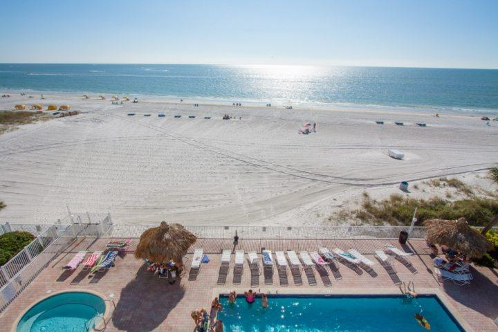 408 - Sea Breeze - Image 1 - Madeira Beach - rentals