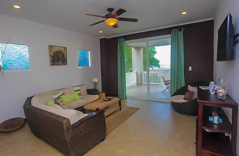 The Palms 204 Beach View - Image 1 - Jaco - rentals