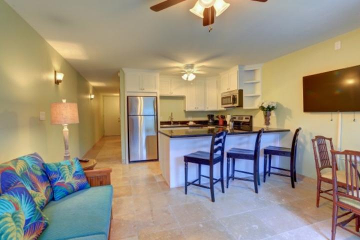 October 2014 Remodeled Spacious Condominium - Heart of Lahaina - Spinnaker One Bedroom / One Bath - Lahaina - rentals