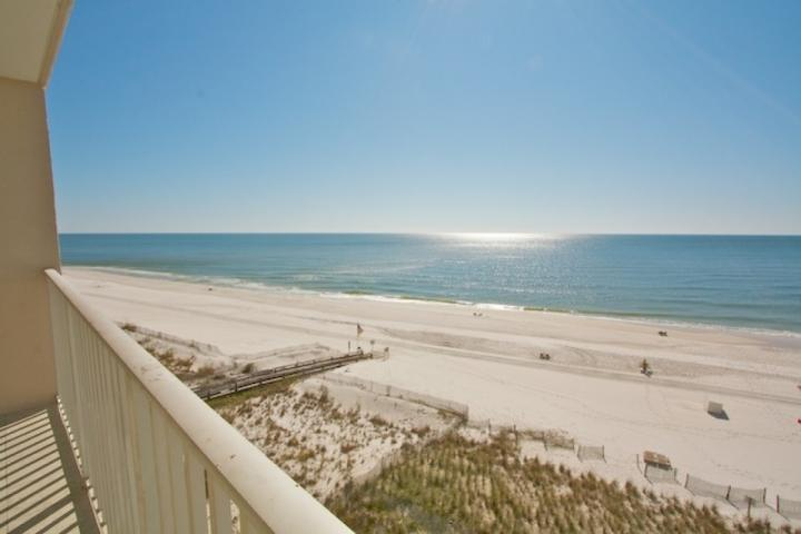 Amazing views from balcony! - Four Winds 703 - Orange Beach - rentals