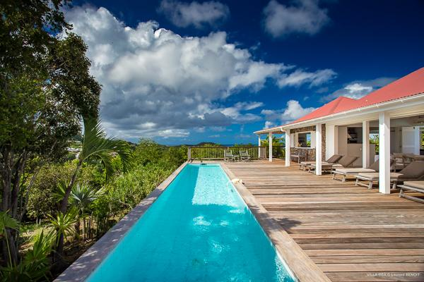 Unique house with two pools in a perfect location WV BBA - Image 1 - Saint Jean - rentals