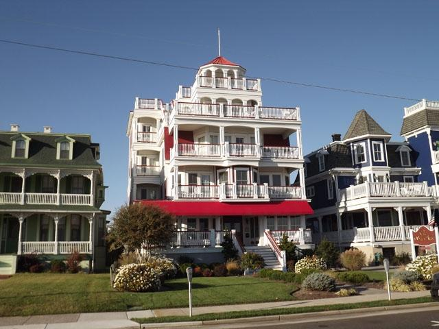 Beachfront, 2 Private Balconies 108253 - Image 1 - Cape May - rentals