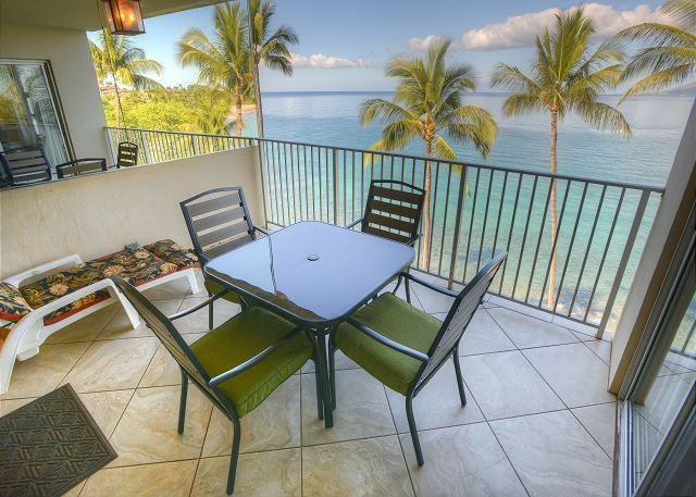 FALL SPECIALS! Spectacular 6th Floor Ocean Front Condo with A/C Throughout! - Image 1 - Kihei - rentals