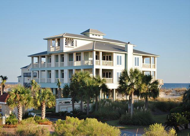 Halekai III 11 Bdrm Beachfront House - Halekai III Gulf Shores Premier Beachfront Home, New Pool for 2017 - Gulf Shores - rentals