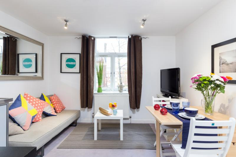SPECIAL OFFER Smart 1 Bedroom flat London Sleeps 4 - Image 1 - London - rentals