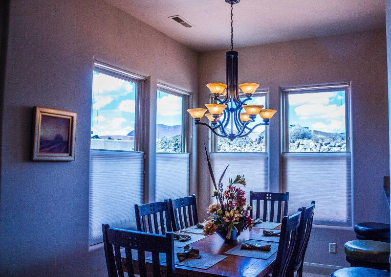 Dining Room - Gated Community In Beautiful Entrada Home - Saint George - rentals