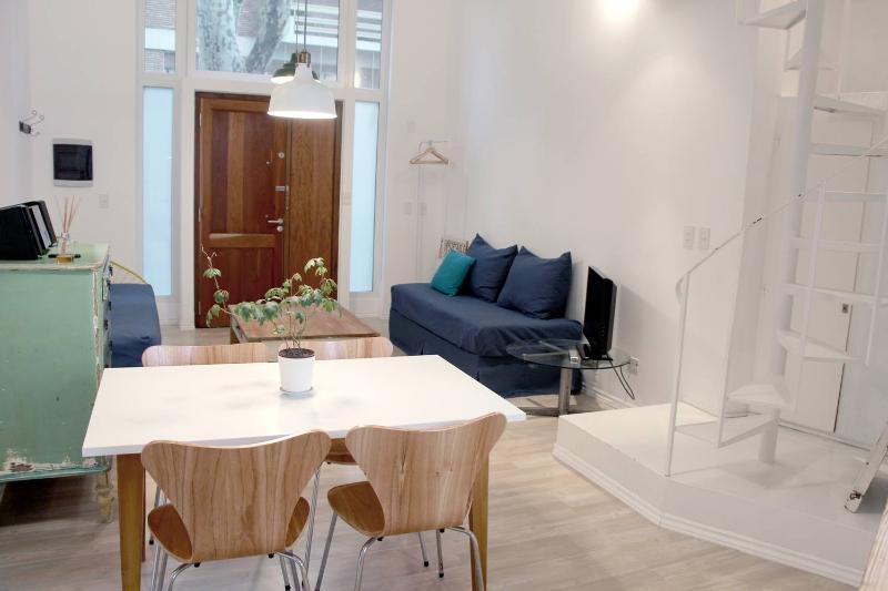 Exceptional 1 Bedroom Loft in Belgrano - Image 1 - Buenos Aires - rentals
