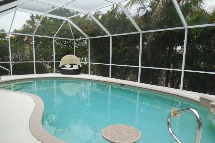 Heated pool - Gulf Access Canal Home - Cape Coral - rentals