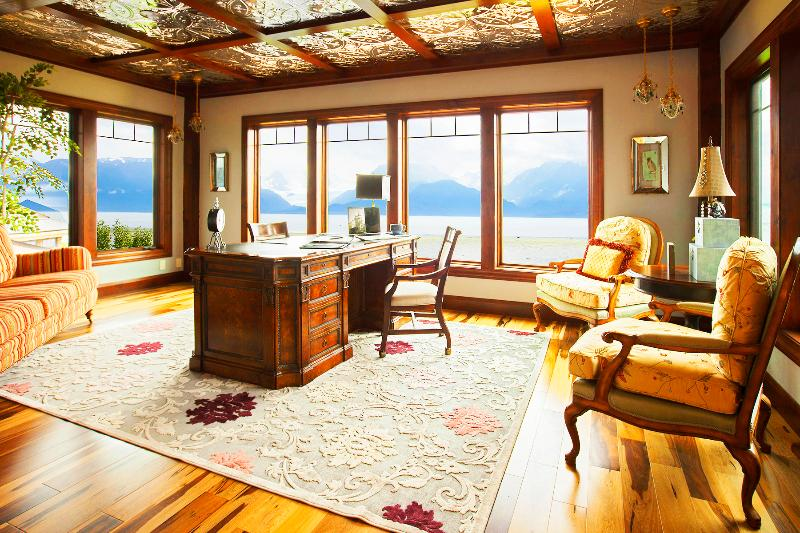 Escape to Neverland! Room for 30 ~ An Alaskan Estate for Perfect for Families! - Image 1 - Homer - rentals