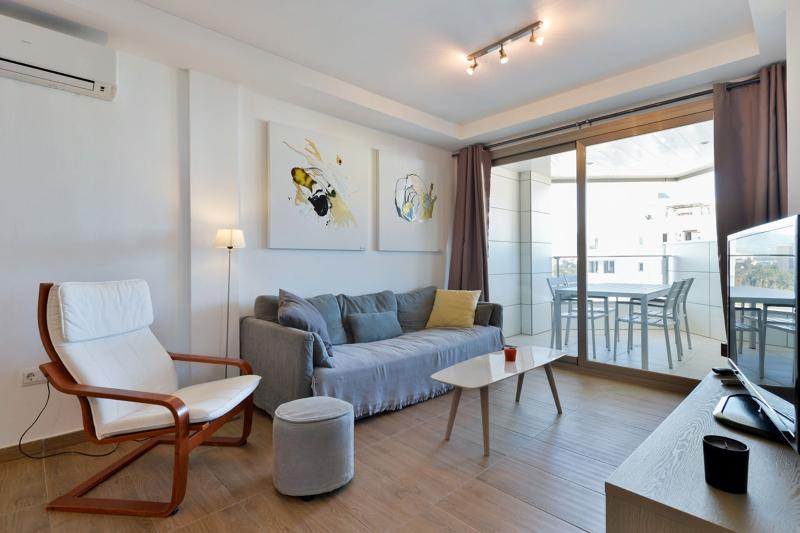 Casa Ila,new apartment in Paseo Maritimo/Botafoch - DE - test sub-caption - Image 1 - Ibiza - rentals