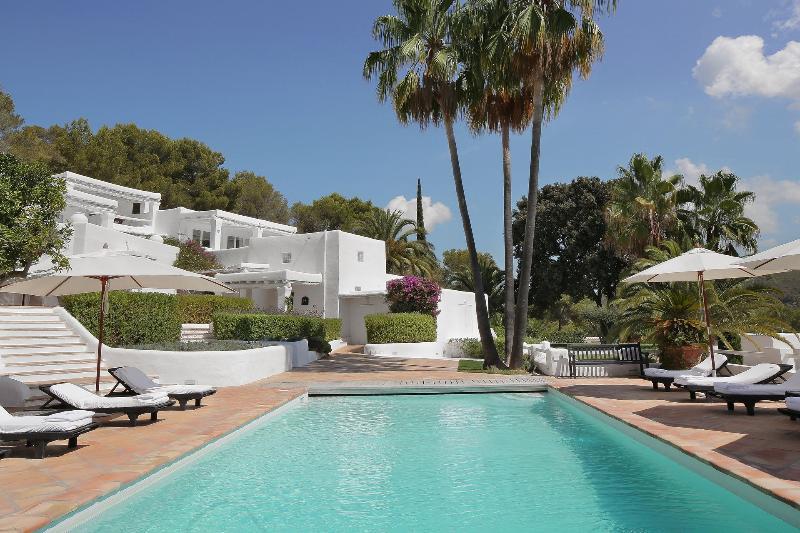 Villa Romy unbelievable property in Es Porroig - Image 1 - San Jose - rentals