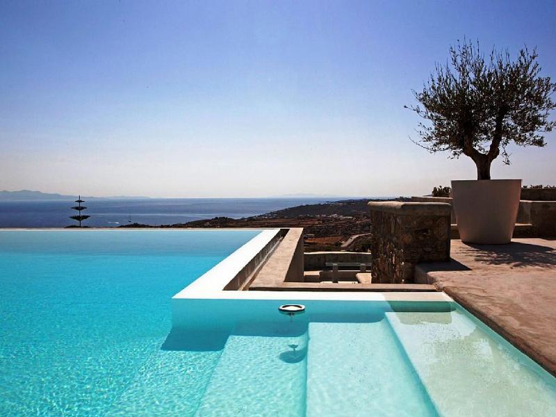 Villa Divine - Image 1 - Ornos - rentals