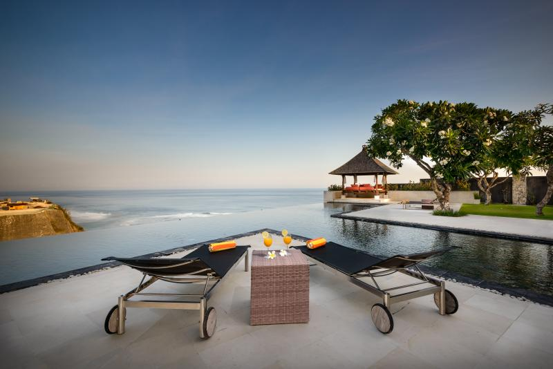 Sea view - A luxury cliff top ocean view villa in Bali - Jimbaran - rentals
