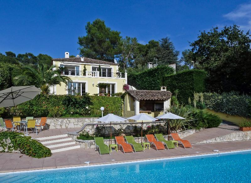 Villa Immaculee - Image 1 - Roquefort les Pins - rentals