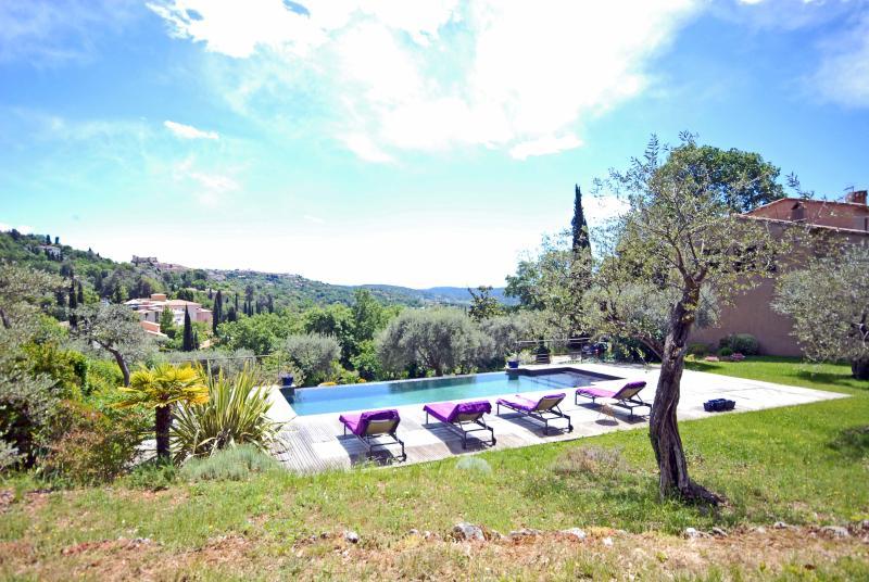 Villa de Campagne - Image 1 - Callian - rentals