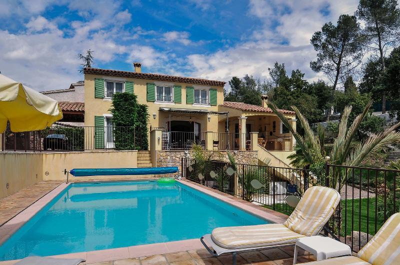 Villa Verger - Image 1 - Vence - rentals
