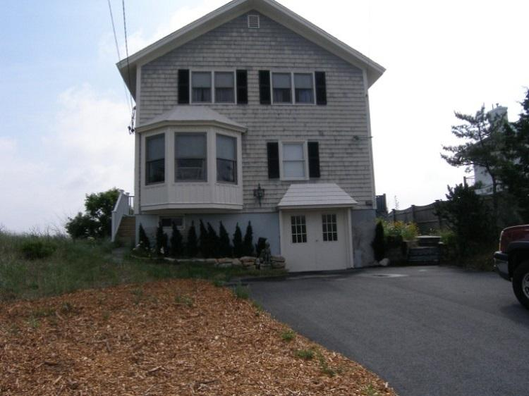 House from the road - 93 Phillips Rd - Sagamore Beach - rentals