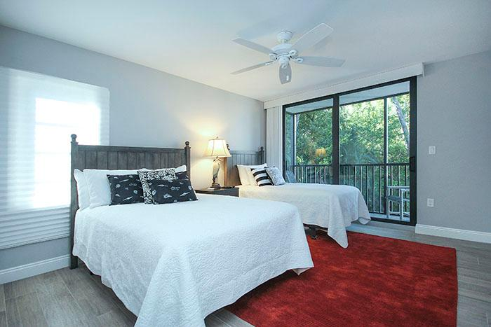 BEDROOM - Shorewood 4A - Sanibel Island - rentals
