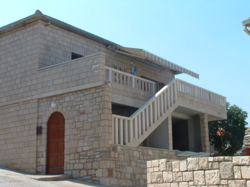 house - 02201POST  A1 donji (5) - Postira - Postira - rentals