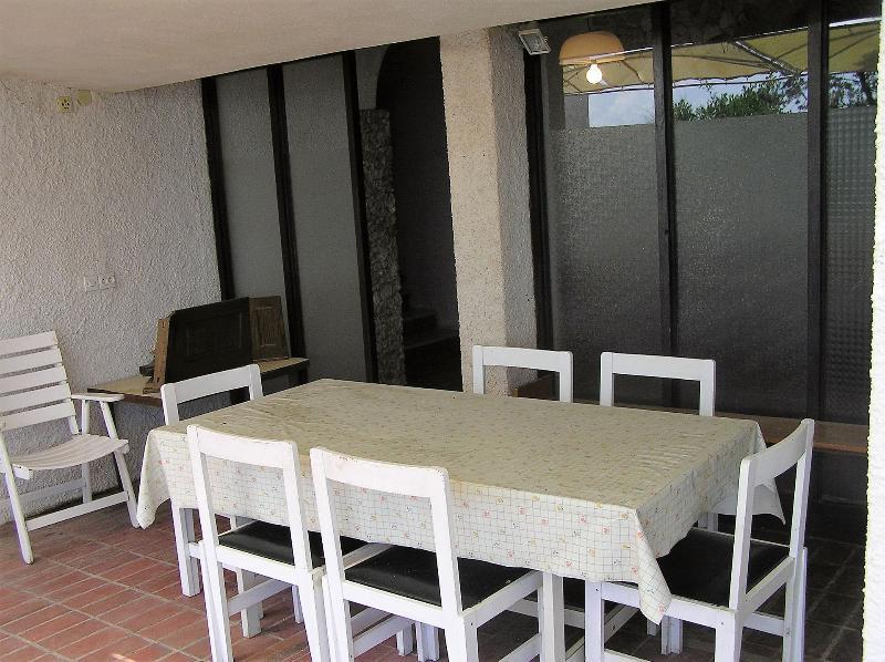 A A(7): covered terrace - 001PISA  A A(7) - Pisak - Pisak - rentals