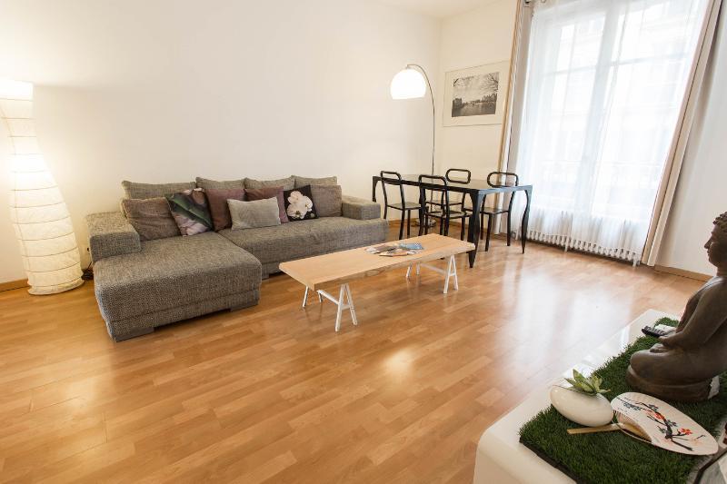 Living Room - Suite Le Marais - Paris - rentals