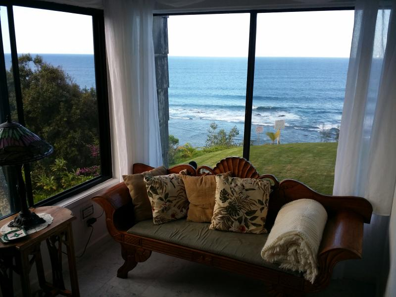 Ocean Views form the Living Room - Sea Lodge #A2 - Princeville Resort - Kauai - Princeville - rentals