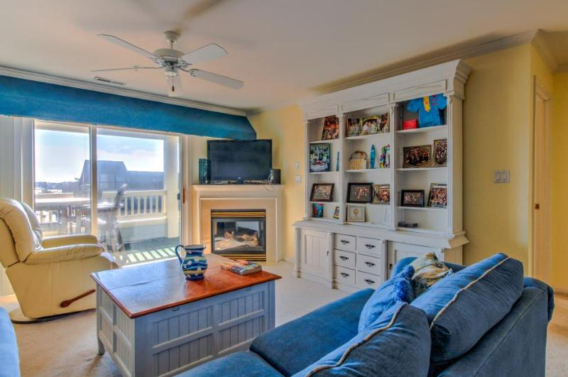 Enjoy bay views from this bright & spacious seaside condo! - Image 1 - Ocean City - rentals