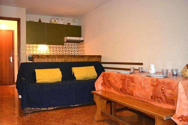 PISTE ROUGE B Studio + sleeping corner 4 persons - Image 1 - Le Grand-Bornand - rentals