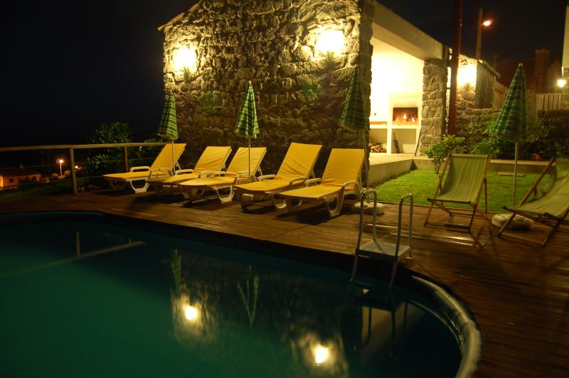 A Arribana house - shared swimming pool (with Tanque House) - Tradicampo - A Arribana, Sao Miguel, Azores - Nordestinho - rentals
