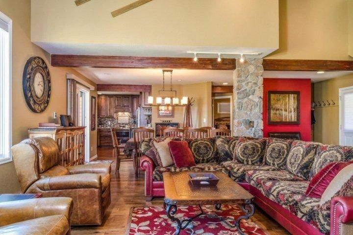 Stunning Furnishings for Everyone to Relax In! - Fox Run-Stunning Peak 8 Ski-In Ski-out Home, Views Will Take Your Breath Away! - Breckenridge - rentals