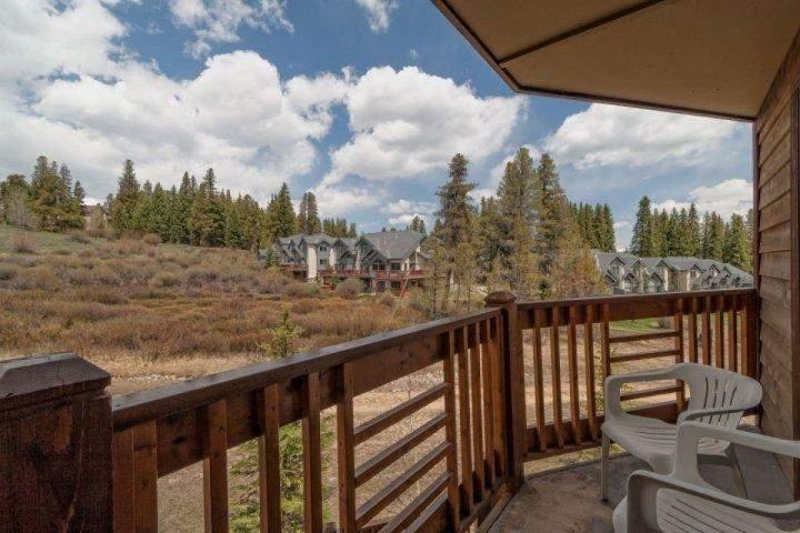 Summer View of Four O'Clock Run off Your Balcony! - Tyra Summit - True Ski-In, Ski-Out - Pool/Hot Tub ON SITE - Elevator - Underground Parking! - Breckenridge - rentals