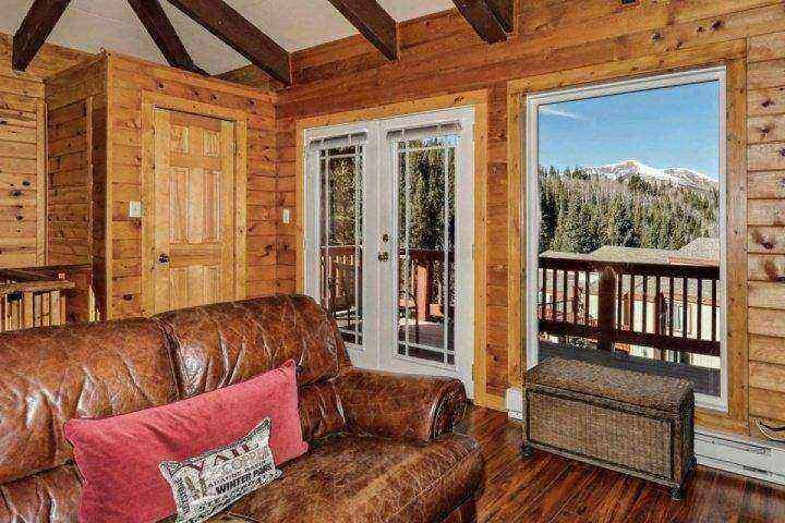 That is NOT a painting, it's your view! - Illinois Gulch - Breckenridge - rentals