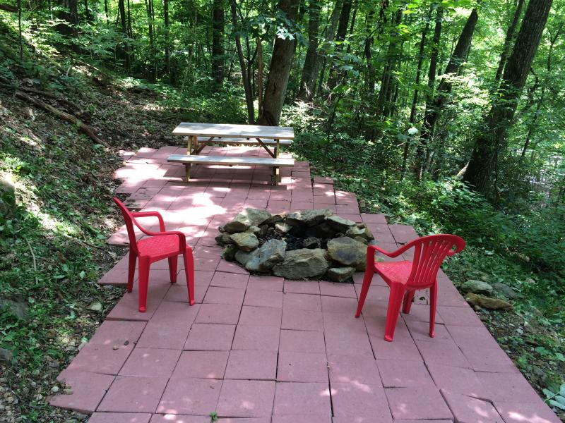fire pit - All The Extras Without The Extra Price. Book Now! - Gatlinburg - rentals