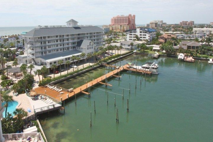 Dockside-2 Bedroom/2 Bathroom Waterfront Condominium-Clearwater Beach, FL - 402 Dockside - Clearwater Beach - rentals