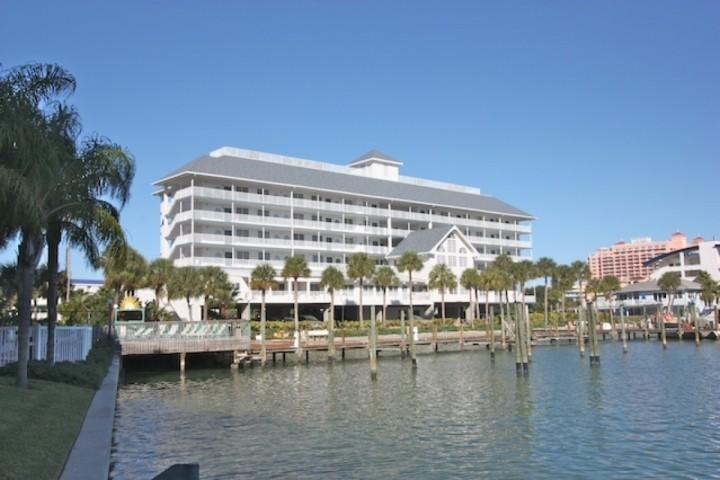 Dockside-3 Bedroom/2 Bathroom Waterfront Condominium-Clearwater Beach, FL - 404 Dockside - Clearwater Beach - rentals