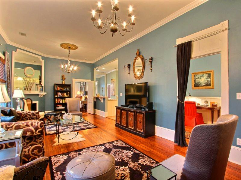 Brand New! Luxurious relaxation just steps from famous River Street! - Image 1 - Savannah - rentals