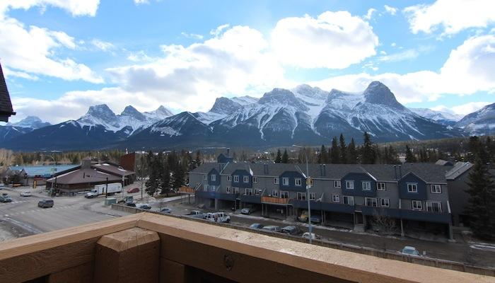 Stunning Views from your Penthouse - Canmore Crossing 3 Bedroom Penthouse with Stunning Views - Canmore - rentals