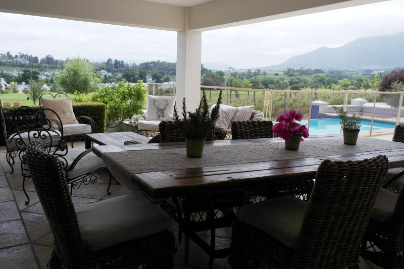 11 Oudepost is the perfect home away from home in the Cape Winelands - 11 Oudepost De Zalze Stellenbosch South Africa - Stellenbosch - rentals