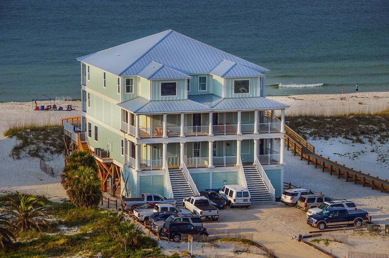 Castle in the Sand East - Image 1 - Orange Beach - rentals