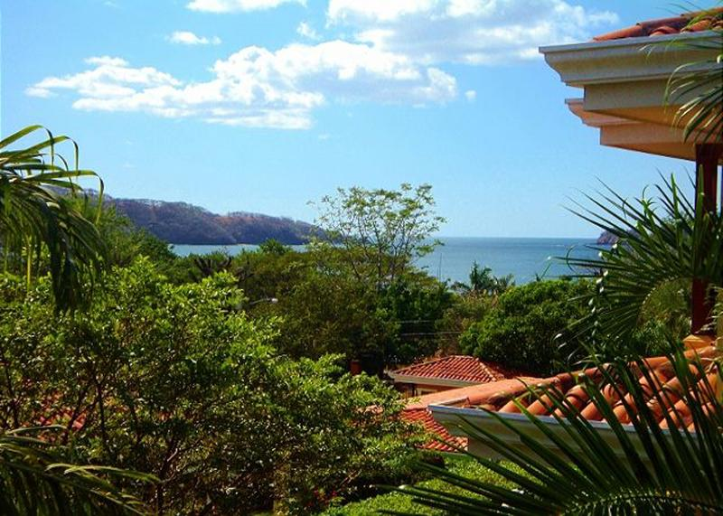 Ocean View from the Balcony - Villa 4 Las Brisas-Award Winner! - Playa Hermosa - rentals
