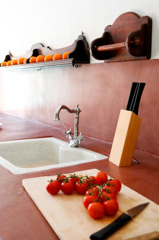 Villa on Santorini with Pool - Schoolhouse Villa - Image 1 - Megalochori - rentals