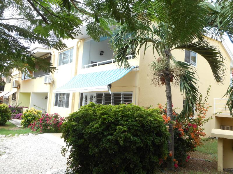 Exterior - Nice apartment at Seru Coral Resort in Curacao A164 - Santa Catharina - rentals