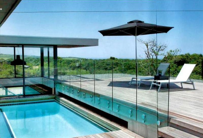 Forest and Sea - Designer Beach House w Pool, at Umhlanga Rocks, Sleeps 6 - Image 1 - Umhlanga Rocks - rentals