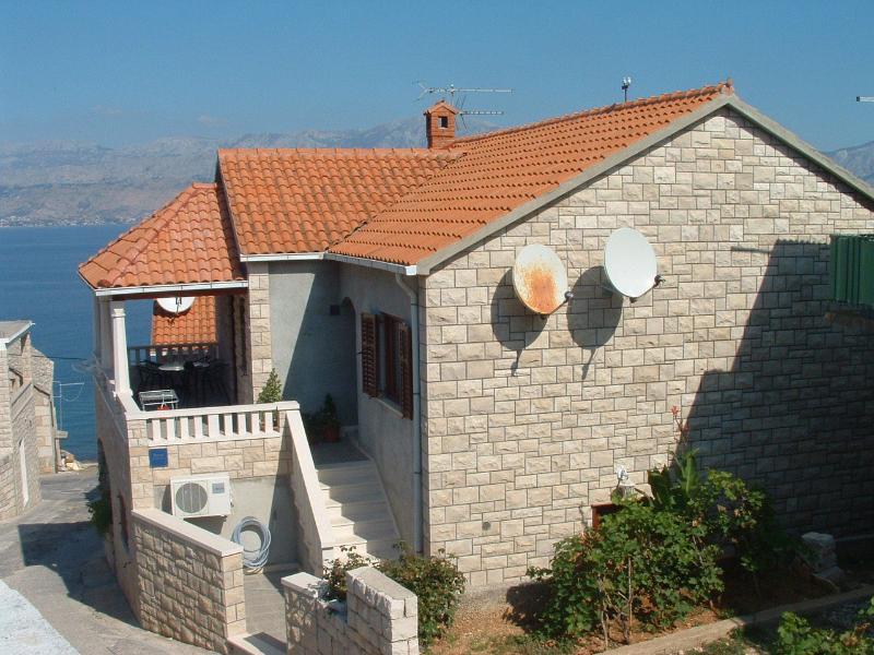house - 02501POST  A1(6) - Postira - Postira - rentals