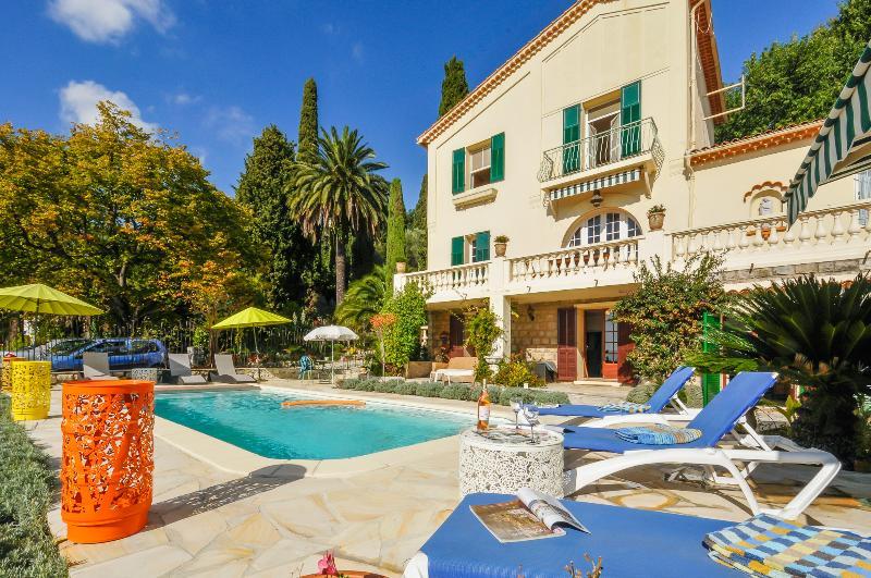 Villa Diamant - Image 1 - Vence - rentals