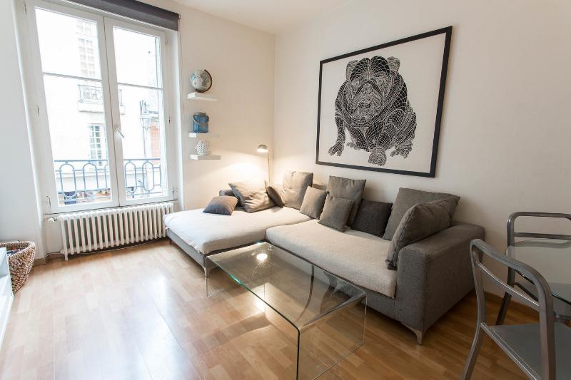 Living Room - Family Suite Le Marais - Paris - rentals