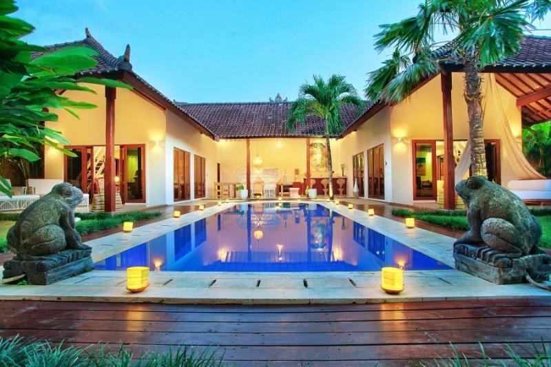 Gold Buddha Villa - Image 1 - Seminyak - rentals